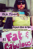 An Evening with Virgie Tovar
