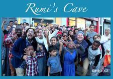 Rumi's Cave logo