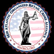 Mid-Atlantic Organized Retail Crime Alliance (MAORCA) logo