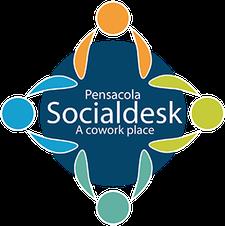 Pensacola Socialdesk logo