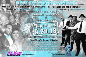 The Best of Both Worlds hosted by The Radio Blue &...