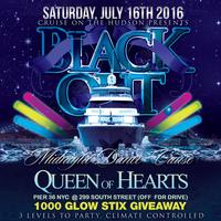 "The Midnight Waters ""Black Out"" Dance Cruise NYC Boat..."