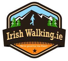 Paul Egan T/A Irish Walking logo