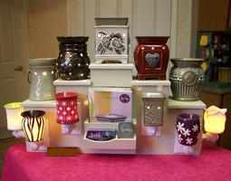 Scentsy Consultant DISPLAYS