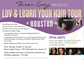 Luv & Learn Your Hair | Houston