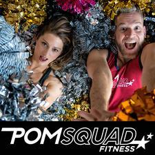POMSQUAD Fitness™ logo