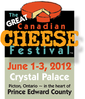 Great Canadian Cheese Festival—Tickets