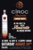 The Official Ciroc Amaretto Launch Party