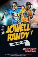 Jowell y Randy @RoxyNightclub #WedSep18th