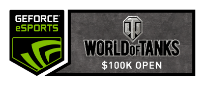 GeForce eSports | World of Tanks $100k Open