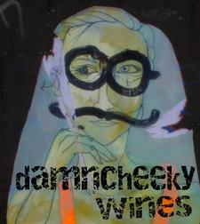 Damncheeky Wines (Julie Mahoney) logo