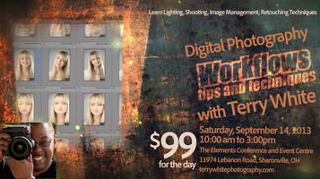 "Terry White's ""Master the Shoot"" Digital Photography..."