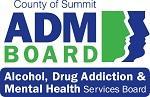 County of Summit ADM Board logo