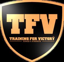 Training For Victory™ - Power & Strength / Hard Work ASD logo