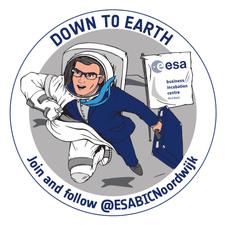 ESA BIC Noordwijk logo