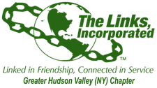 Greater Hudson Valley (NY) Chapter of The Links, Incorporated logo