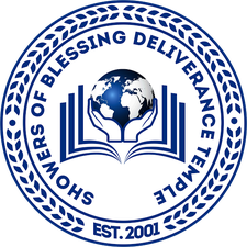 Showers of Blessing Deliverance Temple logo