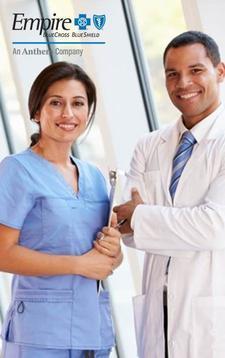 Empire BlueCross BlueShield HealthPlus - PAVE Program #Empire4PAVE logo