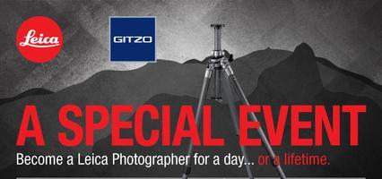 Adorama Pro presents:  FREE Leica Test Drive & Gitzo...