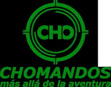CHOMANDOS. Más allá de la aventura logo