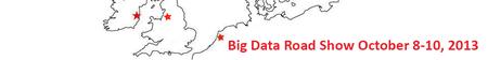 Big Data Road Show - Manchester