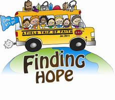"Vacation Bible School - ""Finding Hope: A Field Trip of..."