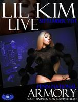 LIL KIM LIVE