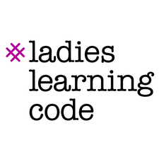 Ladies Learning Code  logo