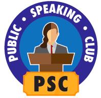 Victoria University Public Speaking Club logo