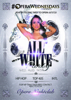 ALL WHITE PARTY | 18+  | 8.14.13