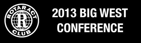 Big West Conference 2013