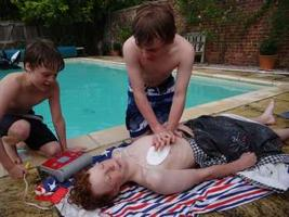 Emergency First Aid for teenagers - Balham