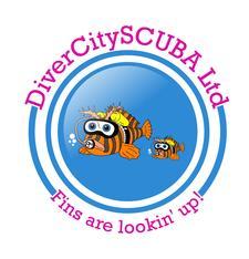 DiverCity SCUBA logo