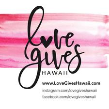 Love Gives Hawaii logo