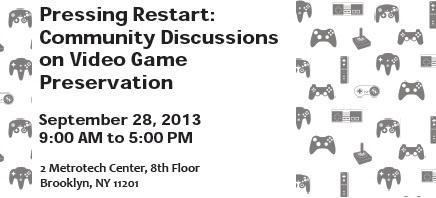 Pressing Restart: Community Discussions on Video Game...