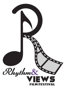 Rhythm & Views Film Festival / Black Stock Films logo