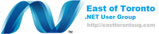 East of Toronto .NET User Group logo