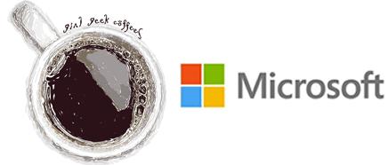 NSW Girl Geek Coffees September Meetup @ Microsoft