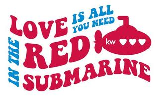 Love Is All You Need in the Red Submarine