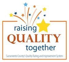Raising Quality Together (RQT): Sacramento County's QRIS logo
