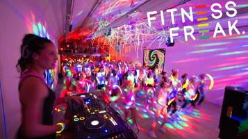 Fitness-Freak.com Pop-up Rave