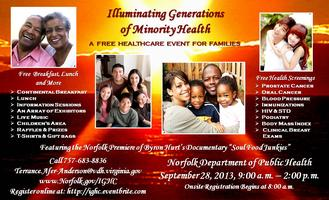 ILLUMINATING GENERATIONS OF MINORITY HEALTH