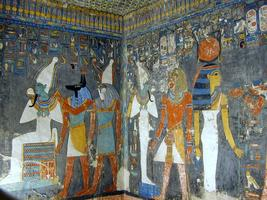 LECTURE: Re-excavating Royal Tomb of Horemheb in the...