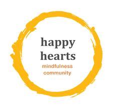 Happy Hearts Mindfulness Community  logo