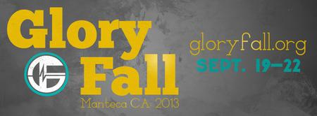 Glory Fall 2013 Prophetic Rooms