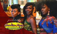 Mandisa Ngozi Art & Braiding Gallery  logo