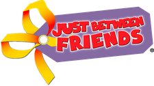 Just Between Friends Williamson County logo