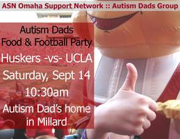 Autism Society Dad's Group ll Husker Party