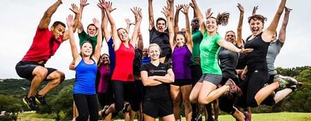 Camp Gladiator Outdoor Boot Camp