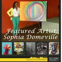Joining Forces: Living Art on the Hill Art exhibition...